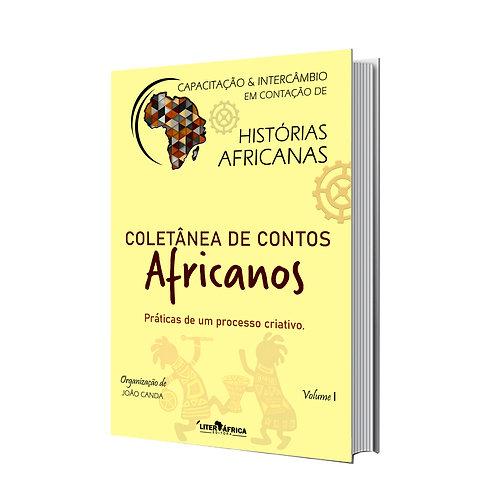 Coletânea de Contos Africanos - Volume I . Livro Físico