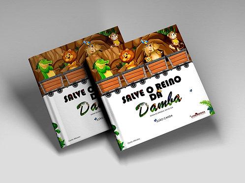 Salve o Reino da Damba - João Canda (Conto, Angola)
