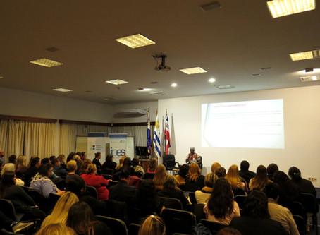 12° Foro de Lenguas de ANEP em Montevidéu, Uruguai contou com a presença de João Pedro Canda