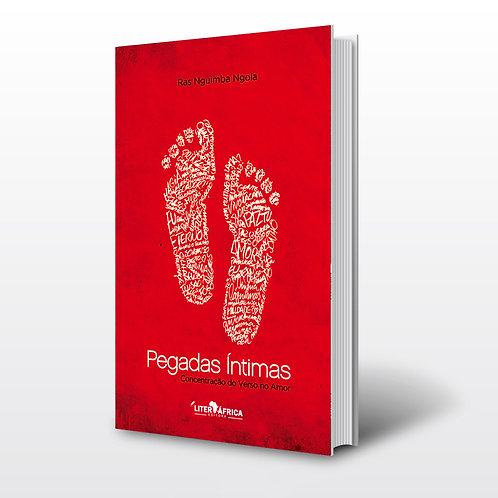 Livro - Pegadas Íntimas - Nguimba Ngola (Poesia, Angola)