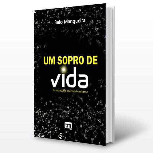 Livro - Um Sopro de Vida - Belo Mangueira (Poesia, Angola)