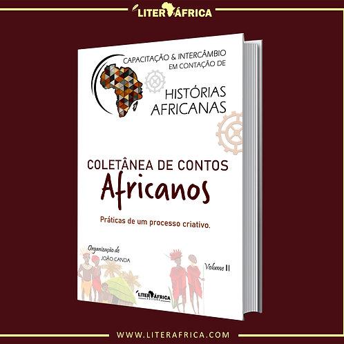 Coletânea de Contos Africanos - Volume II . EdiçãoLimitada