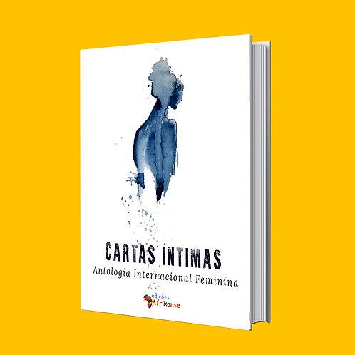 Livro - Cartas Íntimas - Antologia Internacional (Poesia, Contos, Prosa)