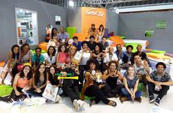 Bienal Internacional do Livro de São Paulo - SESC