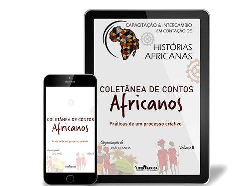 Ebook: Coletânea de Contos Africanos - Volume II.