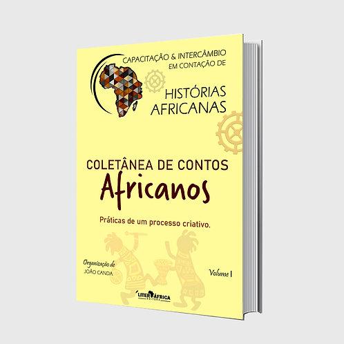 Livro: Coletânea de Contos Africanos - Volume I . Edição Especial