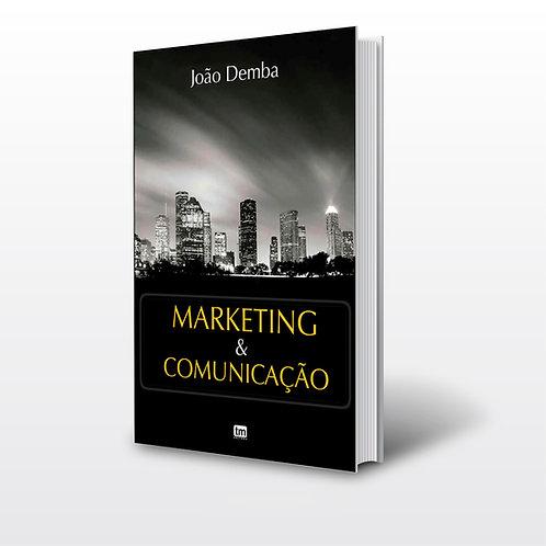 Livro - Marketing e Comunicação - João Demba (Comunicação, Angola)