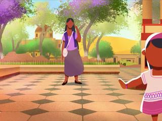 Zumpango:  Un cortometraje animado que envuelve más de 200 años de historia.