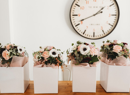 How to pick your Wedding Stylist and Florist.