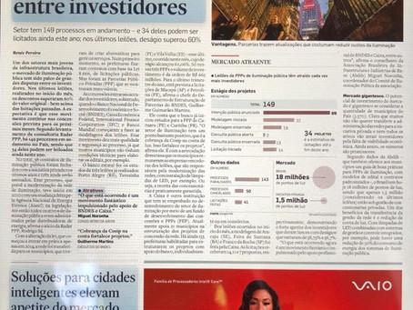 ABCIP participa de reportagem no jornal O Estado de S. Paulo