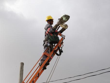 PPP da Iluminação passa por ruas de 11 bairros em Uberlândia