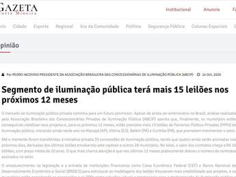 ABCIP na Gazeta Norte Mineira