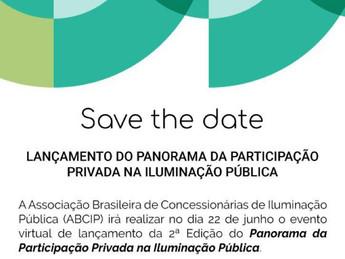 ABCIP vai apresentar novo Panorama da Participação Privada da Iluminação Pública