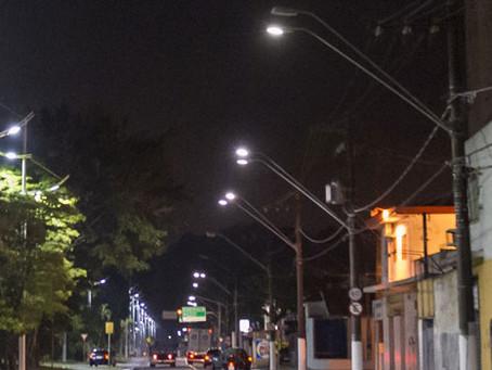 PG investe mais de R$ 170 mil em iluminação pública