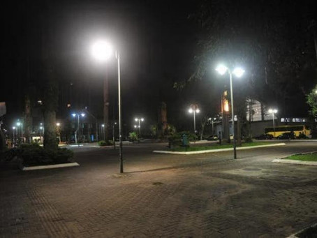 Com mudança no modelo, Joinville lança edital para iluminação pública