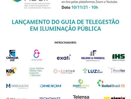 ABCIP vai lançar Guia de Telegestão em Iluminação Pública