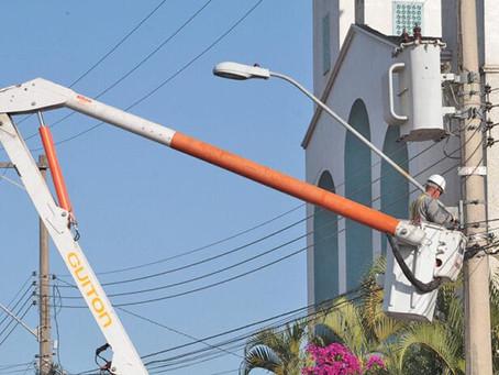 Agora, troca de lâmpada deve ser solicitada por 0800 em Vinhedo