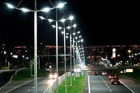 Prefeitura conclui instalação de iluminação LED no Convívio