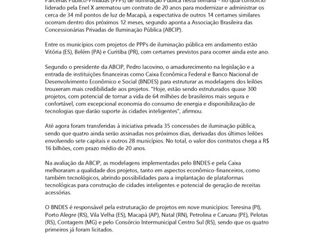 ABCIP é destaque na Agência Broadcast Energia