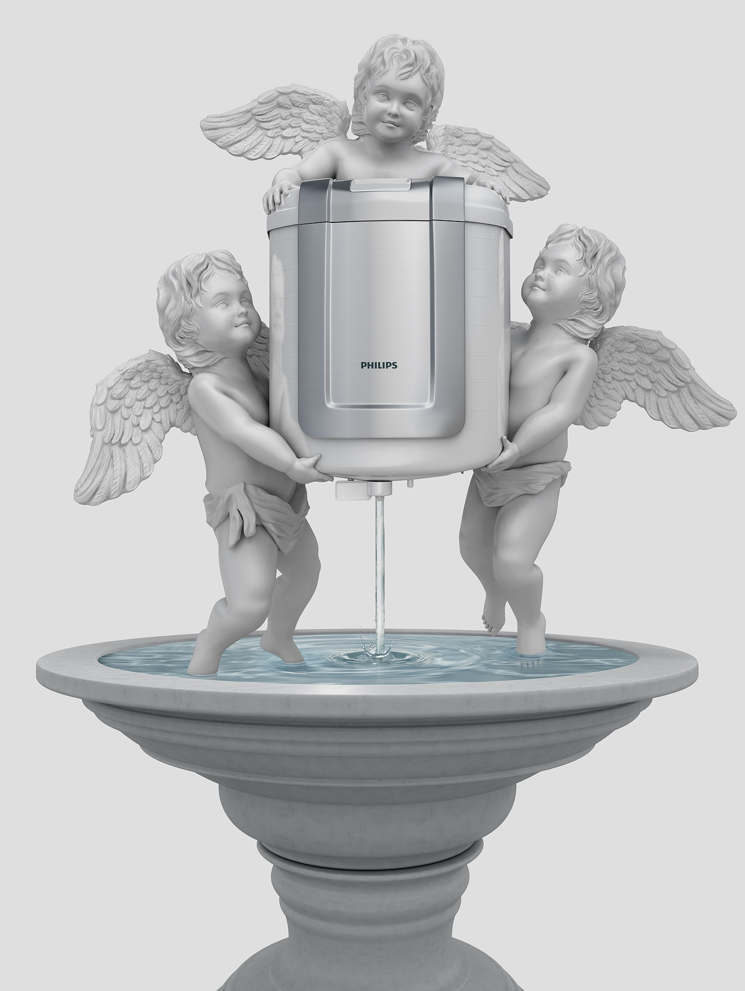 WATER PURIFIER PHILIPS