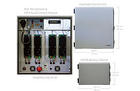 LRAD Expanded Control Unit