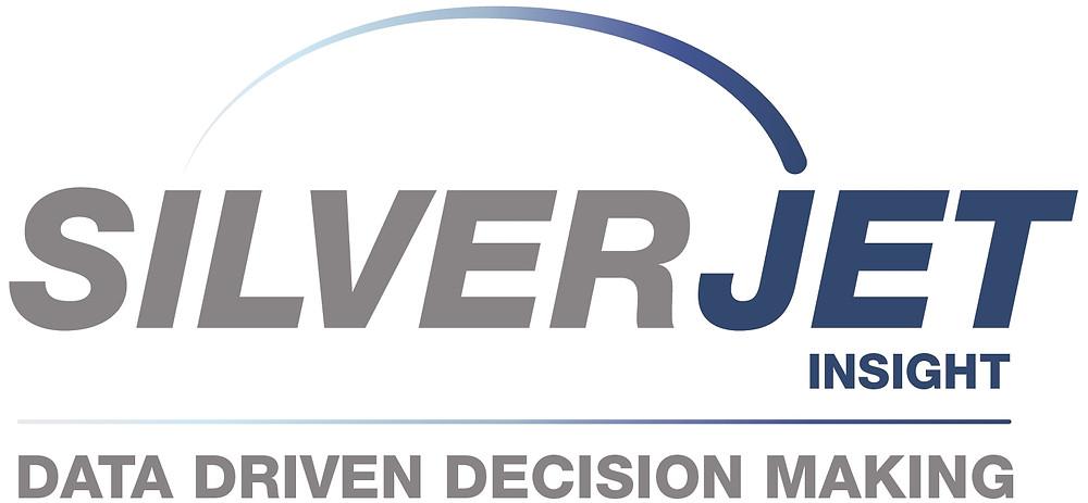Silver Jet Insight logo