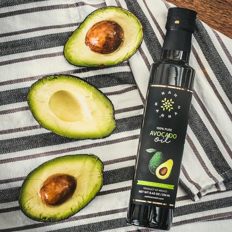 Avocado Oil Beauty Tips
