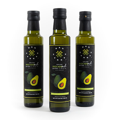 100% Pure Extra Virgin Avocado Oil