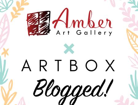 AMBER ART GALLERY X ARTBOX 2018