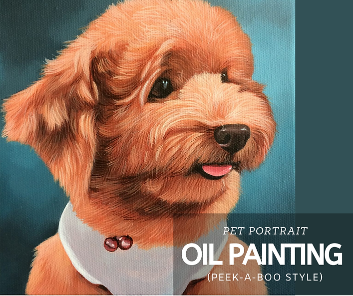 Oil Painting (Peek-A-Boo Style) Banner.p