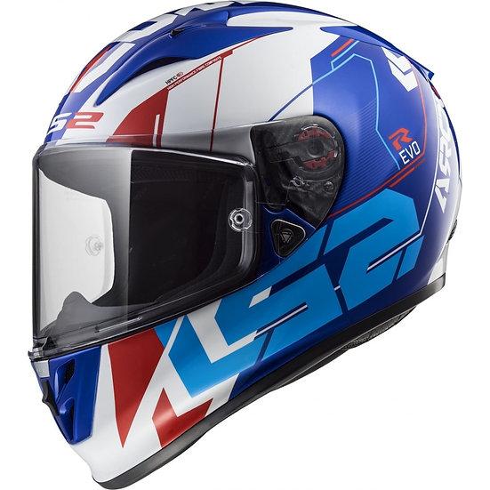 LS2 Arrow R Evo (Blue/Red/White)