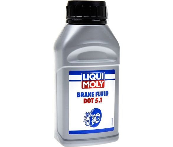 Bleed Kit Liqui Moly 250ml DOT 5.1 Brake Fluid