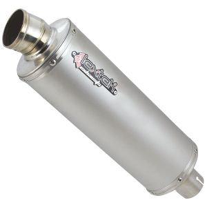 OP1 Matt S/Steel Exhaust Silencer 51mm