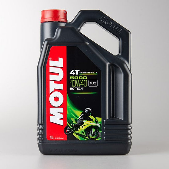 Motul 5000 10W40 HC-Tech Semi Synthetic (4L)