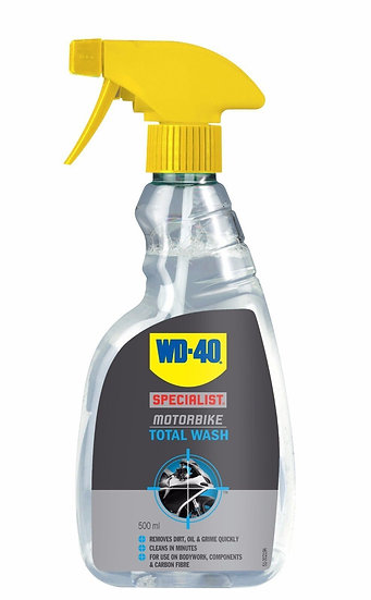WD40 Total Wash