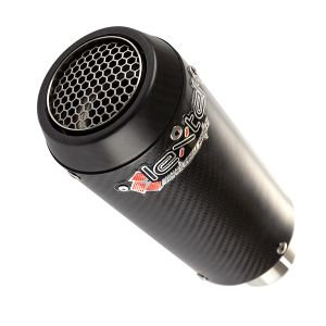 CP9C Full Carbon Exhaust Silencer 51mm