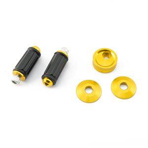 Rear Set Adjusters GOLD