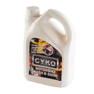 CYKO Motorbike Wash And Shine 2 Litre
