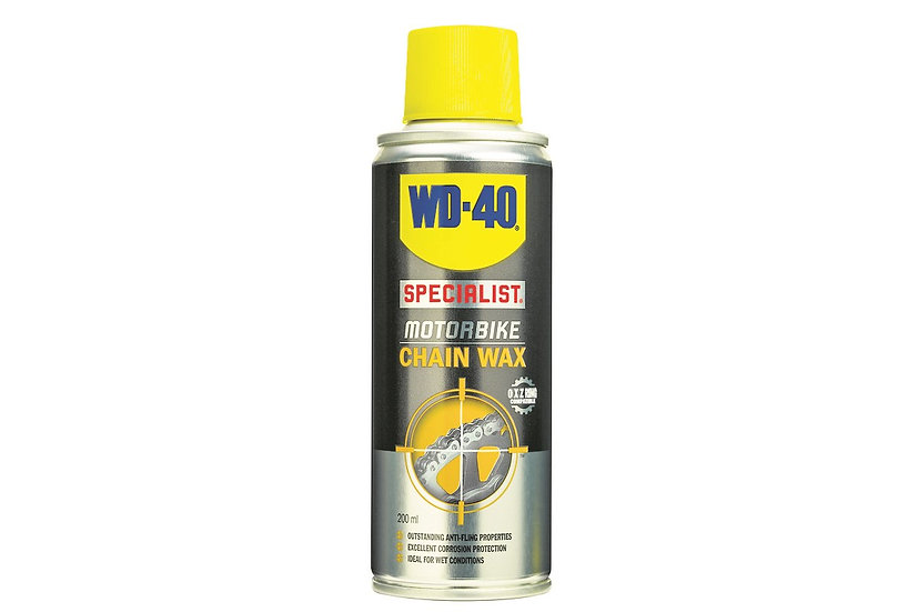 WD40 Chain Wax