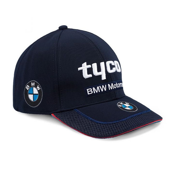 TYCO BMW ROUND PEAK BASEBALL CAP