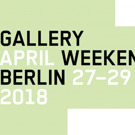 To Go or Not To Go: Gallery Weekend Berlin