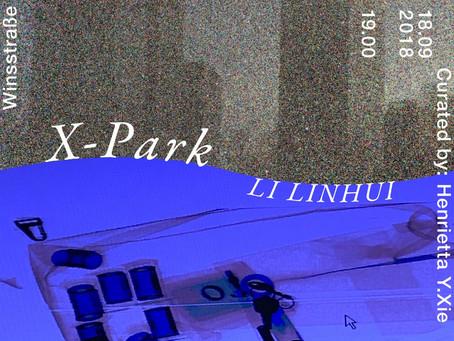 LI LINHUI: X-PARK