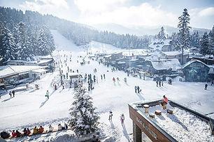 Borovets Ski, Bulgaria