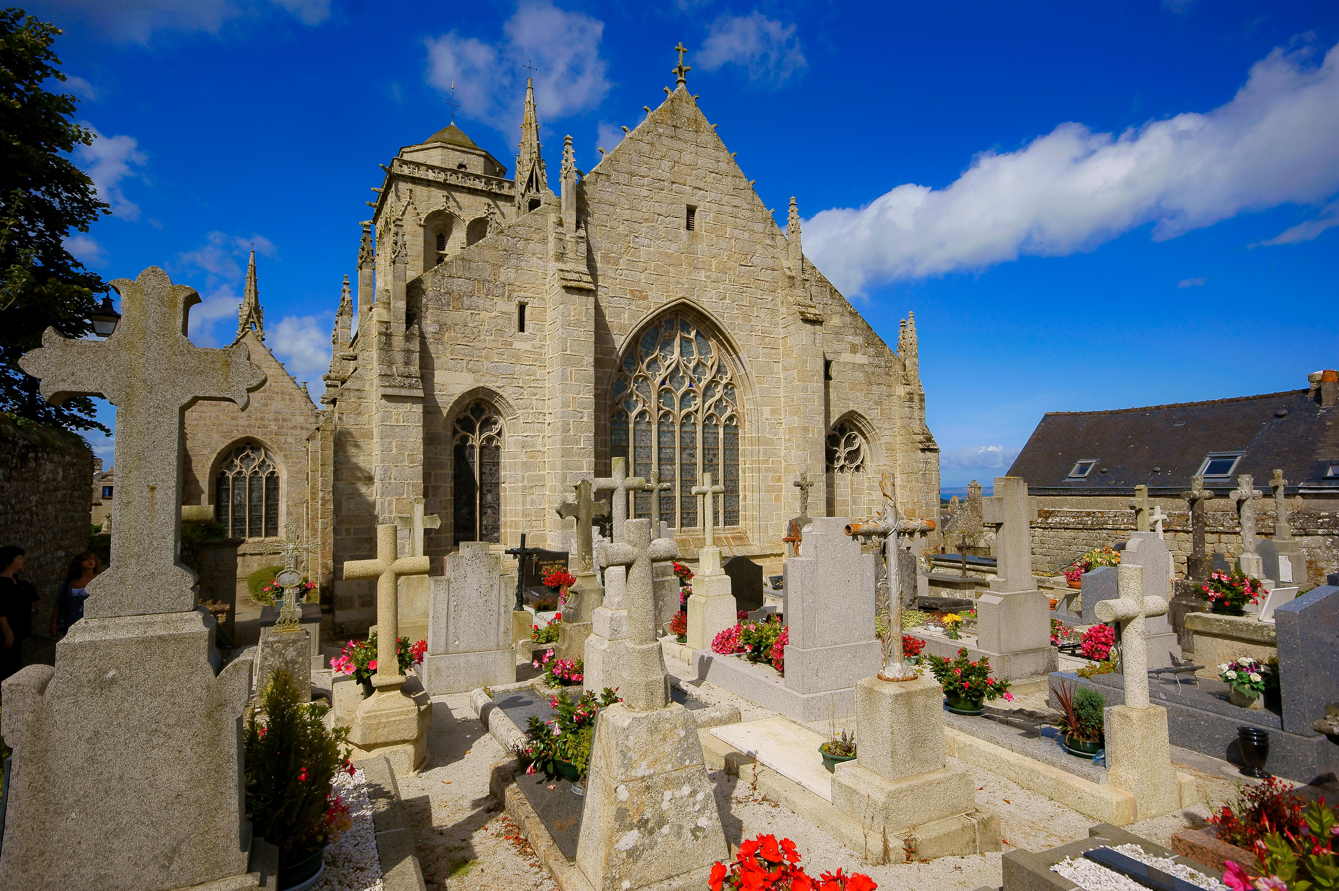 Kirche Locronan (1 von 1)