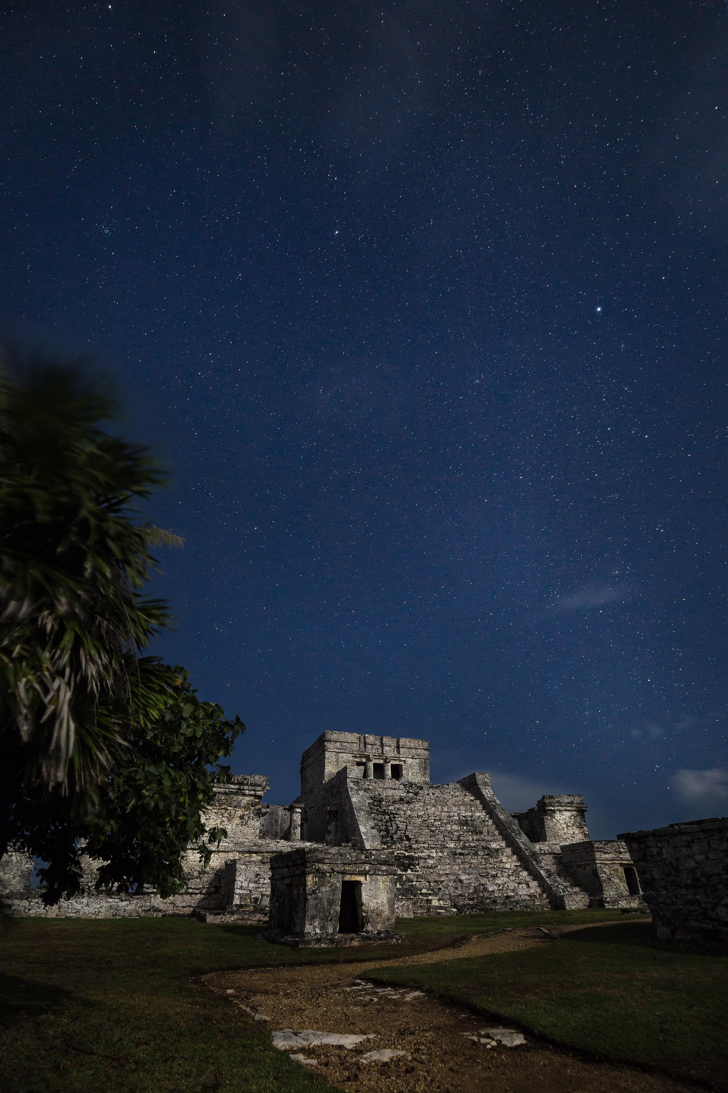 tulum-ruins-stars-3-mexico-sina-falker