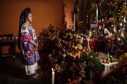 Altar in Oaxaca - Mexiko