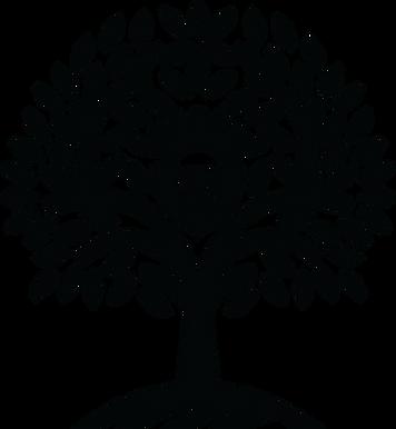 Black MacInnes Farm Tree Logo 1.png