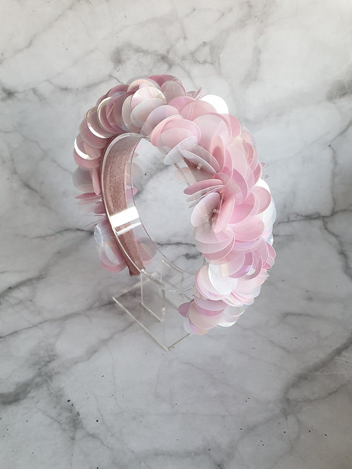 Pink Cluster band