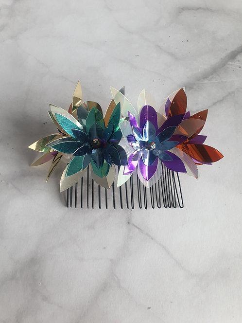 Spangle comb
