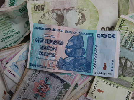 How a Zimbabwean Dollar Note Can Help With your Family Tree?!